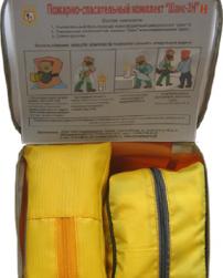 Пожарно-спасательный комплект «Шанс-2Н»Н