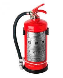 Хладоновый огнетушитель ОХ-4