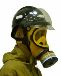 Газодымозащитный противогаз ГДЗП «Шанс»