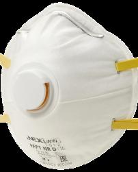 Полумаска фильтрующая iNEХ LWW 1012 FFP1 NR D c клапаном выдоха