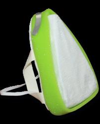 Полумаска фильтрующая для защиты от аэрозолей БРИЗ-1101