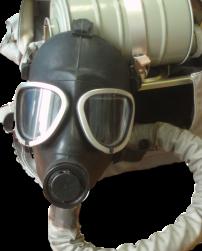 Противогаз ИП-4Мк (с РП-7Б)