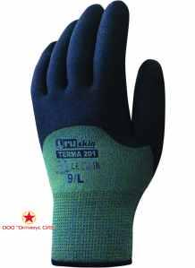 Зимние перчатки повышенного комфорта  Ruskin® Terma 201 фото