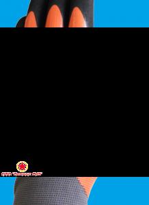 Нитриловые перчатки с двойной обливкой  Ruskin® Industry 303+ фото