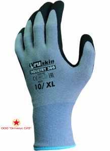 Нитриловые перчатки для тонких работ  Ruskin® Industry 306 фото