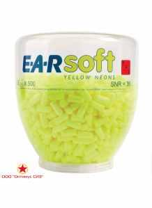 Противошумные вкладыши 3M PD-01-002 EAR SOFT фото