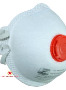 Респиратор противоаэрозольный Бриз-1104-1К фото