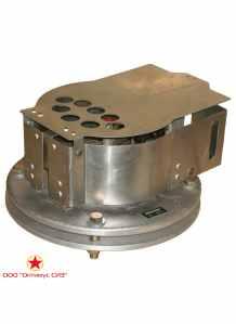 Клапан избыточного давления КИД-150 фото