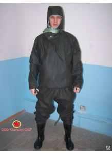 Костюм Л1 ПВХ с сапогами фото