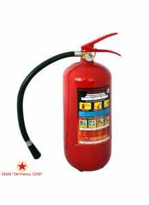 Огнетушитель порошковый ОП-4 (3) АВСЕ фото