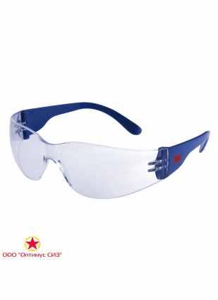 Очки защитные прозрачные 3M 2720