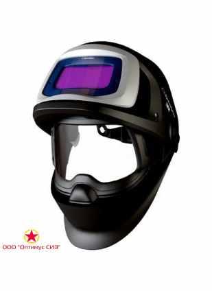 Лицевой щиток сварщика 3M™ Speedglas® SG 9100 FX, со светофильтром SG 9100X с 5/8/9-13 Din