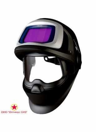 Лицевой щиток сварщика 3M™ Speedglas® SG 9100 FX, со светофильтром SG 9100ХX, 5/8/9-13 Din