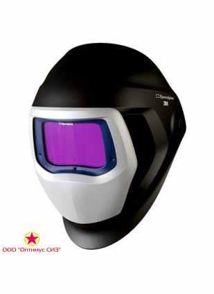 Лицевой щиток сварщика 3M™ Speedglas® SG 9100 со светофильтром Speedglas 9100XX, 5/8/9- 13