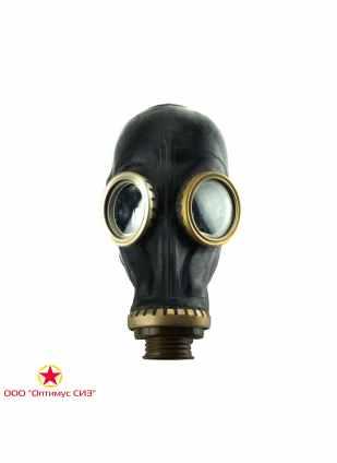 Лицевая маска для противогаза БРИЗ-4302 (ШМП) фото