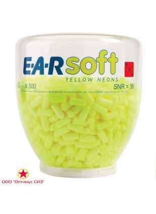 Противошумные вкладыши 3M PD-01-002 EAR SOFT