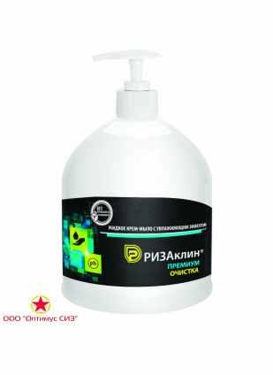 Жидкое крем-мыло с увлажняющим эффектом «РизаКлин® Премиум. Очисткa»