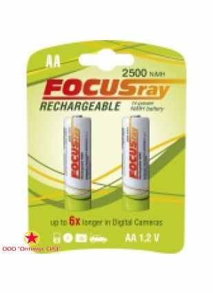 Аккумулятор FOCUSRAY AA 2500MAH