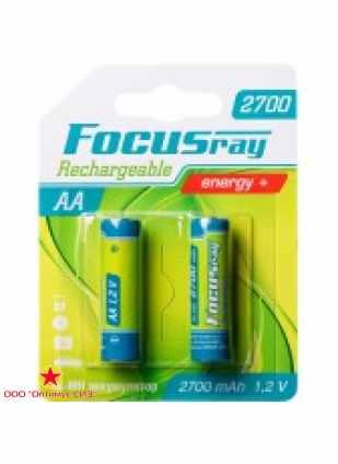 Аккумулятор FOCUSRAY AA 2700MAH