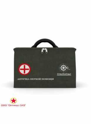 Аптечка первой помощи ТНК-ВР (Две сумки) СпецТехСбыт