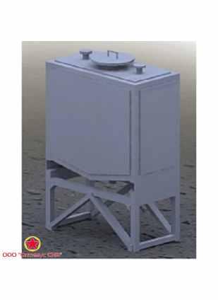 Бак для топлива Б-0,3 Серия 07.900-1
