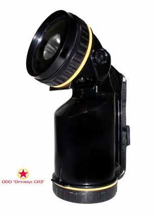 Профессиональный переносной светодиодный фонарь «Экотон-1» фото