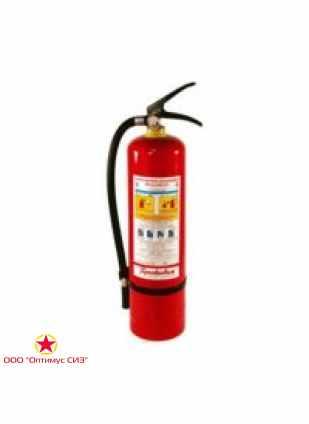 Огнетушитель порошковый ОП-10 (3) АВСЕ
