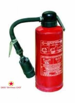 Огнетушитель воздушно пенный ОВП-5