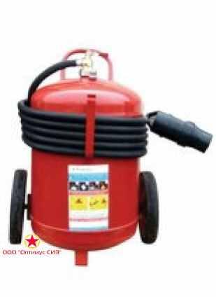 Огнетушитель воздушно пенный ОВП-100 Морозостойкий