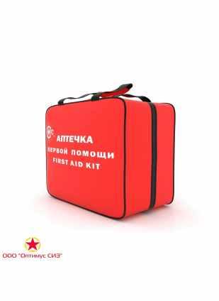 Аптечка первой медицинской помощи для предприятий торговли и питания (сумка)