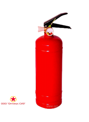 Огнетушитель порошковый ОП-1 (3) АВСЕ фото