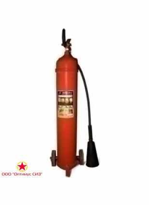 Огнетушитель углекислотный ОУ-7 (10) разобранный