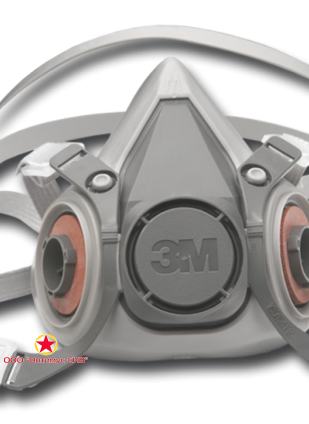Полумаска 3М 6000 (6100, 6200, 6300) фото