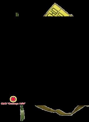 Комплект знаков ограждения КЗО (носимый) фото