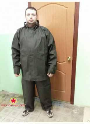 """Костюм рыбака """"ВОЛГА-500"""" олива фото"""