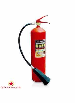 Огнетушитель углекислотный ОУ-6