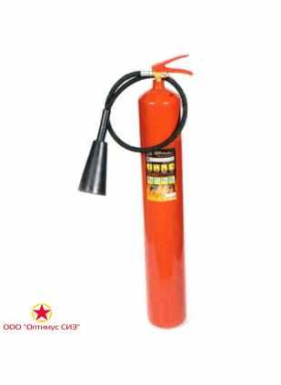 Огнетушитель углекислотный ОУ-8 ВСЕ