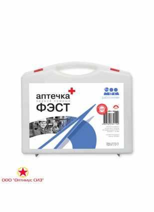 Аптечка ФЭСТ для оказания первой помощи работникам (приказ №169н от 05.03.2011г.) (Полистирол) фото