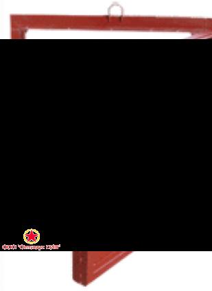 Ставень защитно-герметический, тип СУ-III-2