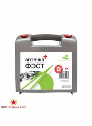 Аптечка первой медицинской помощи универсальная в пластике ФЭСТ