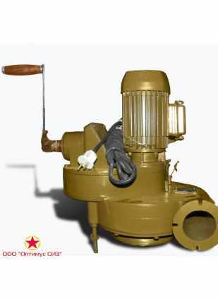 Вентилятор электроручной типа ВАП-1