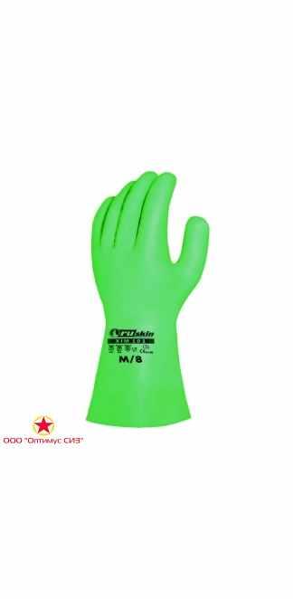 Химически стойкие нитриловые перчатки Ruskin® Xim 101 фото