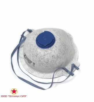 Полумаска противоаэрозольная Бриз-1104-1K АВ фото