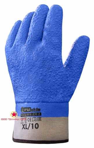 Морозостойкие перчатки для тяжелых работ Ruskin® Terma 202 фото