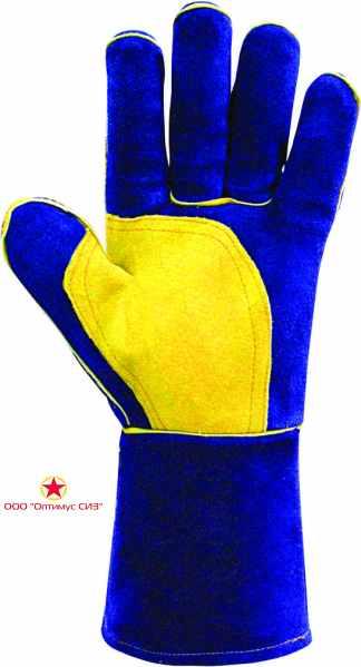 Перчатки для сварочных работ Ruskin® Terma 203 фото