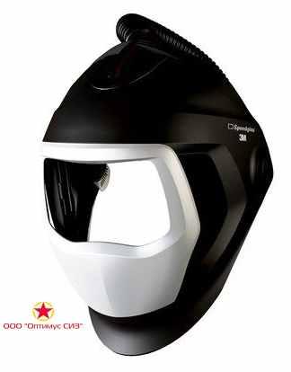 Лицевой щиток сварщика 3M™ Speedglas® 9100 AIR без светофильтра фото