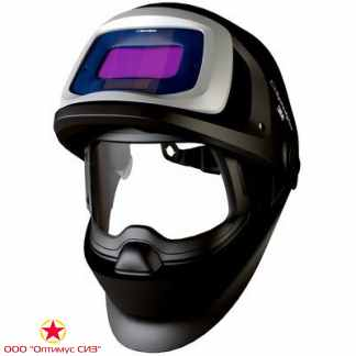 Лицевой щиток сварщика 3M™ Speedglas® SG 9100 FX со светофильтром SG 9100V, 5/8/9-13 Din фото