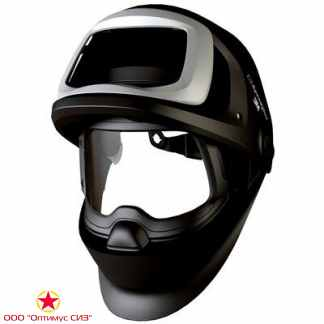 Щиток защитный лицевой сварщика 3M™ Speedglas® 9100FX AIR без светофильтра фото
