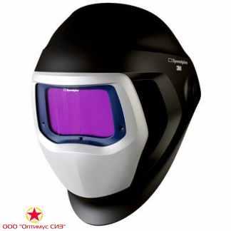 Лицевой щиток сварщика 3M™ Speedglas® SG 9100 со светофильтром Speedglas 9100XX, 5/8/9- 13 фото