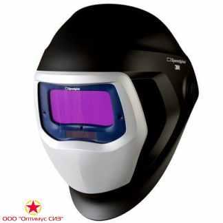 Лицевой щиток сварщика 3M™ Speedglas® SG 9100 со светофильтром Speedglas 9100V, 5/8/9-13 Din фото